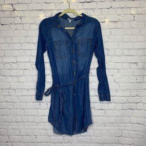 Charlotte Russe - Denim Style Dress